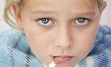 5 Holistic Remedies for Back-to-School Sniffles. #children #health #school