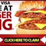Get a $100 Burger King Gift Card