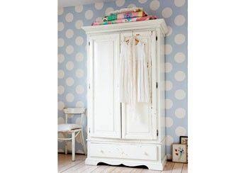 schattig behang papier 'dots' Room Seven   kinderen-shop Kleine Zebra