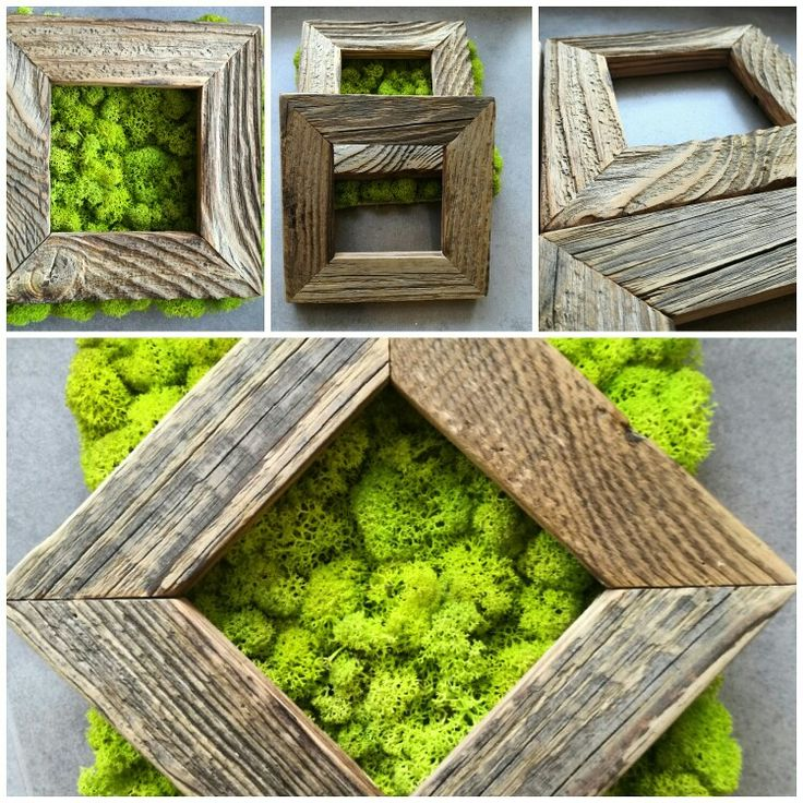 Cadre en vieux bois/ ramki ze starego drewna