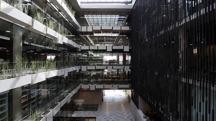 Biblioteca Nicanor Parra on Vimeo