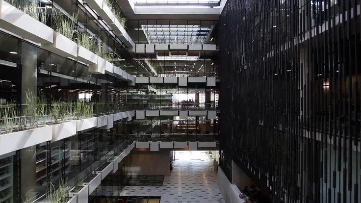 Biblioteca Nicanor Parra on Vimeo