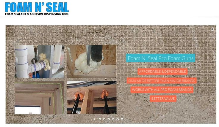 At Foam N' Seal, we reduce the cost and prices of premium quality foam insulation gun and dispensing tool. You can find the quality pro 14 pest control spray foam sealant & dispensing gun at our website.