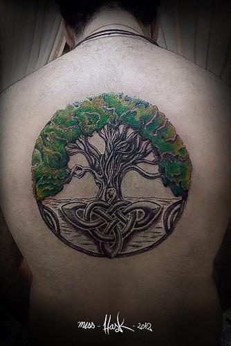 tattoo 2da sesi n rbol de la vida tatuajes