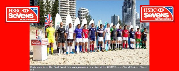 IRB to stream HSBC Sevens World Series live online story on WWW.INTOUCHRUGBY.COM