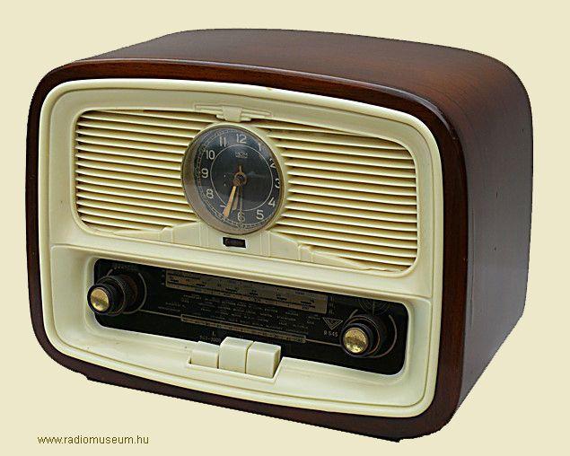 Videoton R545 órás 1955