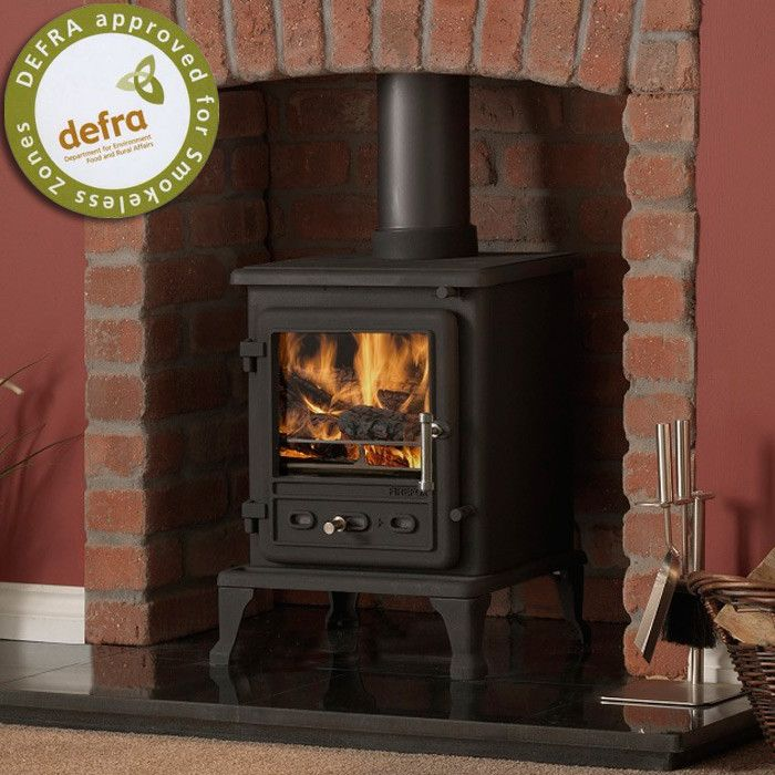 Firefox 5.1 Cleanburn Woodburning / Multi-fuel Stove - DEFRA Approved - All Stoves - Stoves Are Us