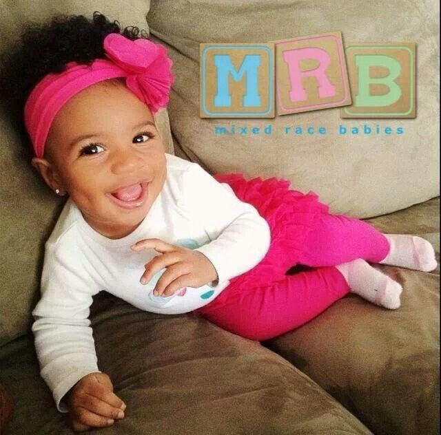 Dominican & African American | Beautiful Mixed Race Babies ...