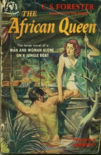 the african queen Find great deals on ebay for the african queen dvd and touch of evil dvd shop with confidence.