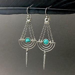 77 best Earrings, Long & Lovely images on Pinterest | Gemstone beads ...