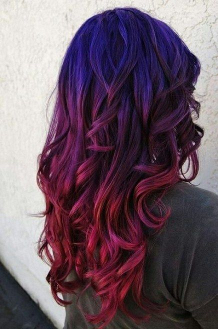 Hair color californianas haircolor 20 Trendy Ideas | Californianas Hair in 2019 | Red ombre hair, Hair color purple, Ombre hair color