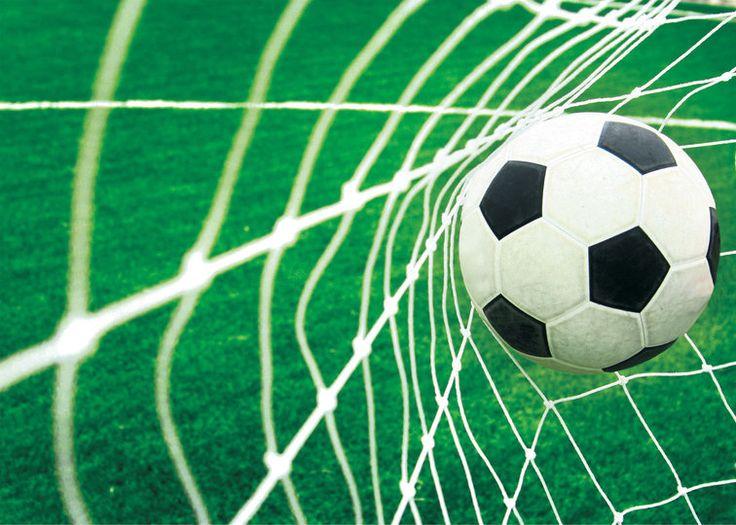 Fotobehang kinderen  168 Voetbal