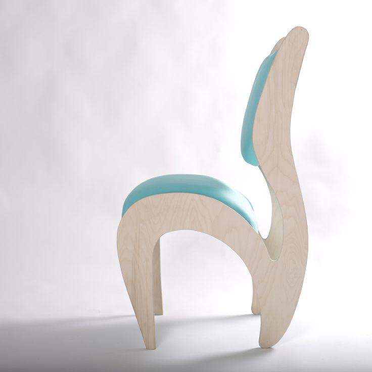 Miss Gaga Kinney chair / designer Alexandr Shvets.