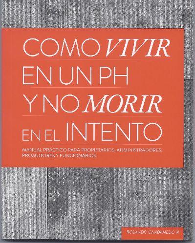 Propiedad horizontal, Panamá, Rolando Candanedo Navarro