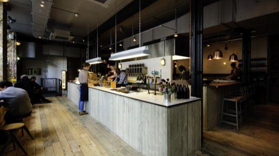 Ozone Coffee Roasters - Shoreditch, London