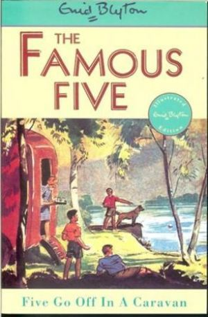 Famous Five series by Enid Blyton - List of fiction books for children.jpg