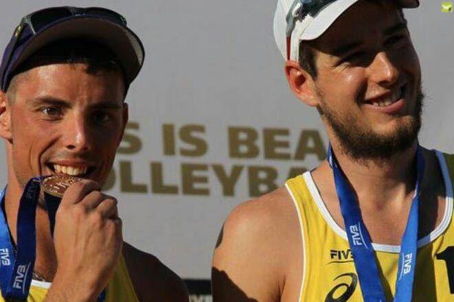 World Tour w Rio de Janeiro: Piotr Kantor i Bartosz Łosiak w ćwierćfinale.