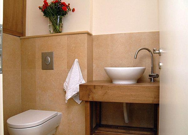 Design und praktische Ideen für das kleine Badezimmer