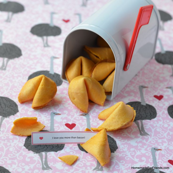 Learn how to make your own personalized fortune cookies with this simple trick!