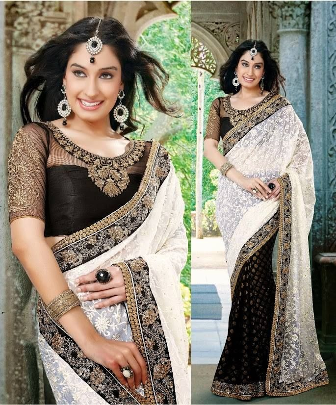 Gorgeous Designer Indian Saree