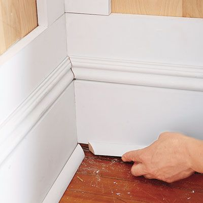 44 Best Classic Wall Trim Images On Pinterest
