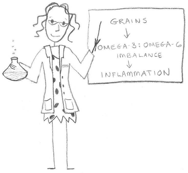Why Grains Are Bad–Part 2 (December 2, 2011) | Sarah Ballantyne, Ph.D., The Paleo Mom