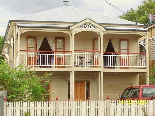 Traditional Queenslanders Home Designs: Barambah. Visit www.localbuilders.com.au/index.htm to find your ideal Kit home design in Australia