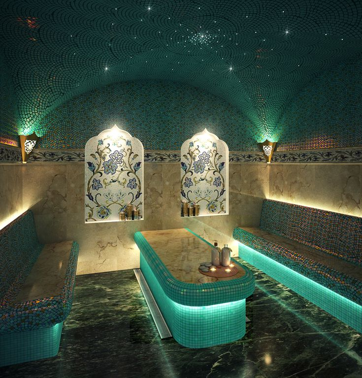 Что такое турецкая баня (хамам)