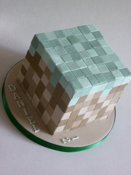 Minecraft Earth Cube