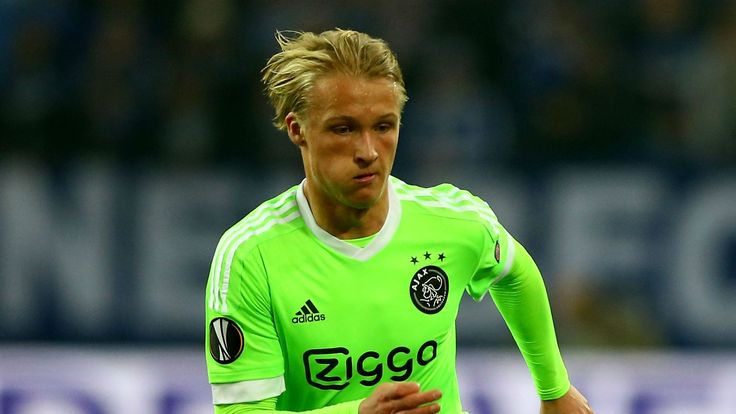Too soon for Man City or Man Utd move - Dolberg rules out leaving Ajax