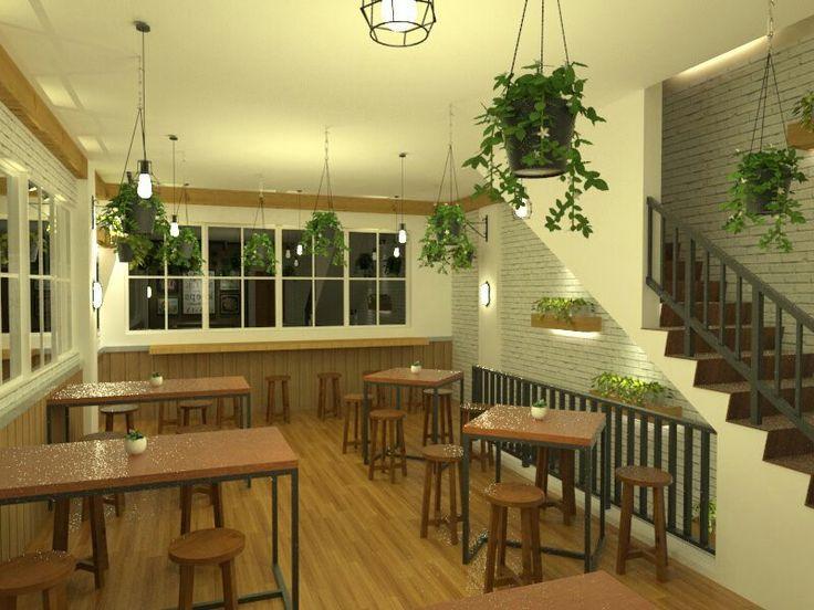 Mommilk cafe galaxy, 2nd floor