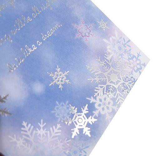 【トゥインクルレター】PALESNOWレターセットクラックス便箋封筒かわいい手紙セットグッズ通販【メール便可】【あす楽】マシュマロポップ