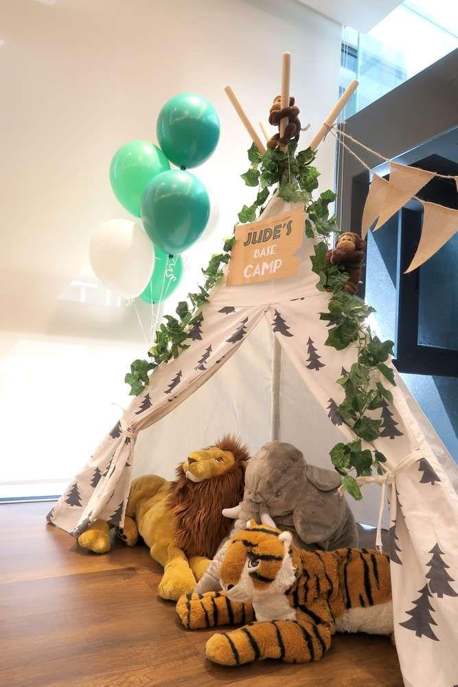 Kids Party Favors Paint Your Own Tiger Jungle Party Favors Safari Party