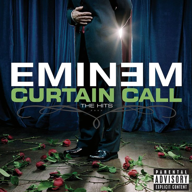 """Eminem, Curtain Call*****: Is there any greater sense of catharsis in the music of any generation than the end of the song """"Lose Yourself""""? Eminem uses the rhythm of his own voice to drive the beat of his music, and it is used to the best effect in that song.  The desperation and ambition in that lyric is the peak of the hip hop of my generation. And that is just one of the amazing tracks on this greatest hits compilation by a man many considered a menace back in the day. 9/2/17"""