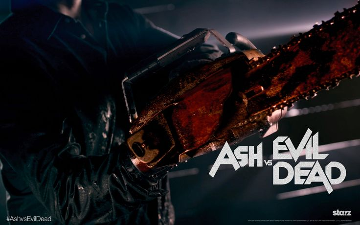 Ash Vs Evil Dead: Starz TV Series Debuts on Halloween - canceled ...