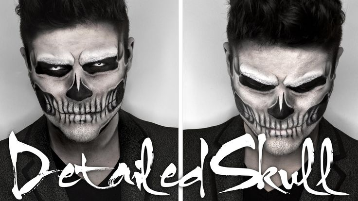 Lady Gaga Skull Makeup | Halloween Tutorial THIS DUDE IS AMAZING! !!!!! MUST WATCH!!!!