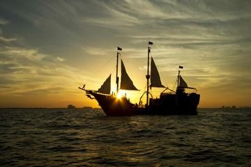 Jolly Roger Pirate Ship Tours, Trips & Tickets - Cancun Attractions…