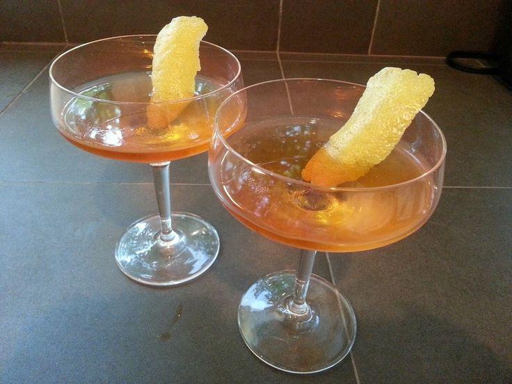 Improved Gin Cocktail   NOLET'S Silver Cocktails   Pinterest