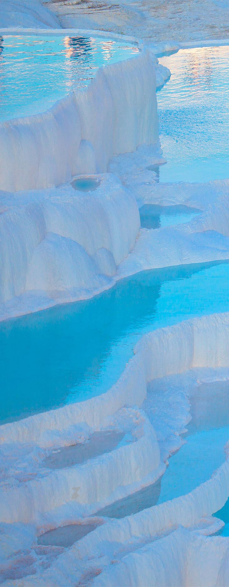 Hot Springs at Pamukkale | Turkey