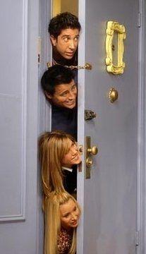 Onde comprar a moldura do Friends