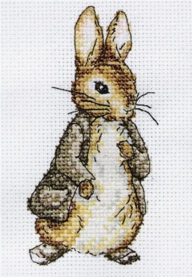 cross stitch pattern beatrix potter - Google Search