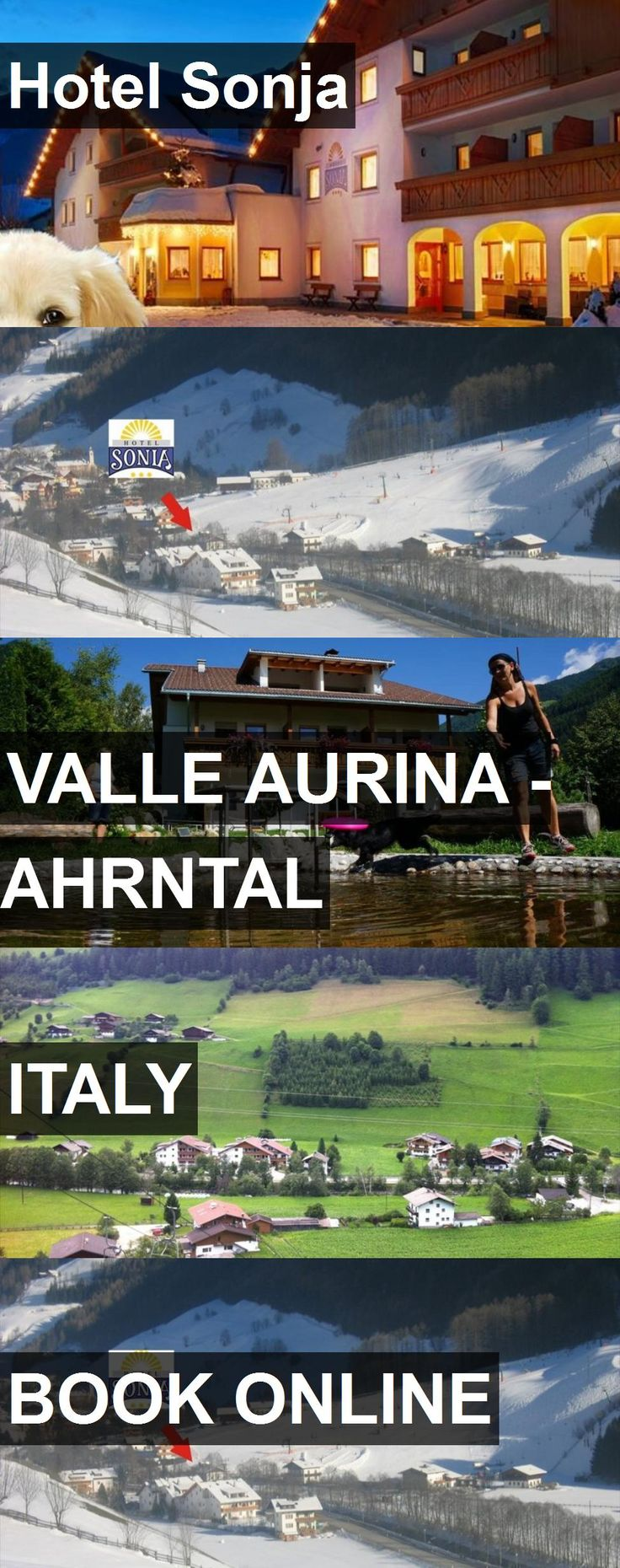 Hotel Sonja in Valle Aurina - Ahrntal, Italy. For more information, photos, reviews and best prices please follow the link. #Italy #ValleAurina-Ahrntal #travel #vacation #hotel