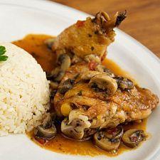 ... Chicken Marsala on Pinterest | Chicken marsala, Easy chicken marsala