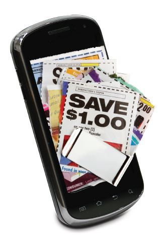 Coupon Revolution: More Than Just the Sunday Paper  | Views From The Tree