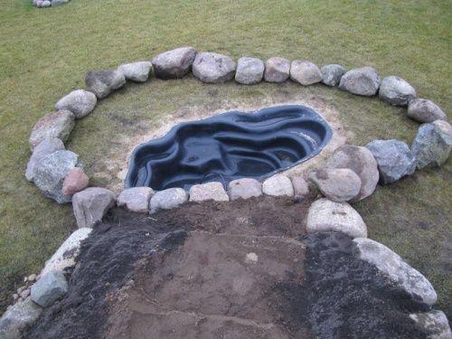 Oczko wodne - forum :: Zobacz temat - pompa kaskada i fontanna