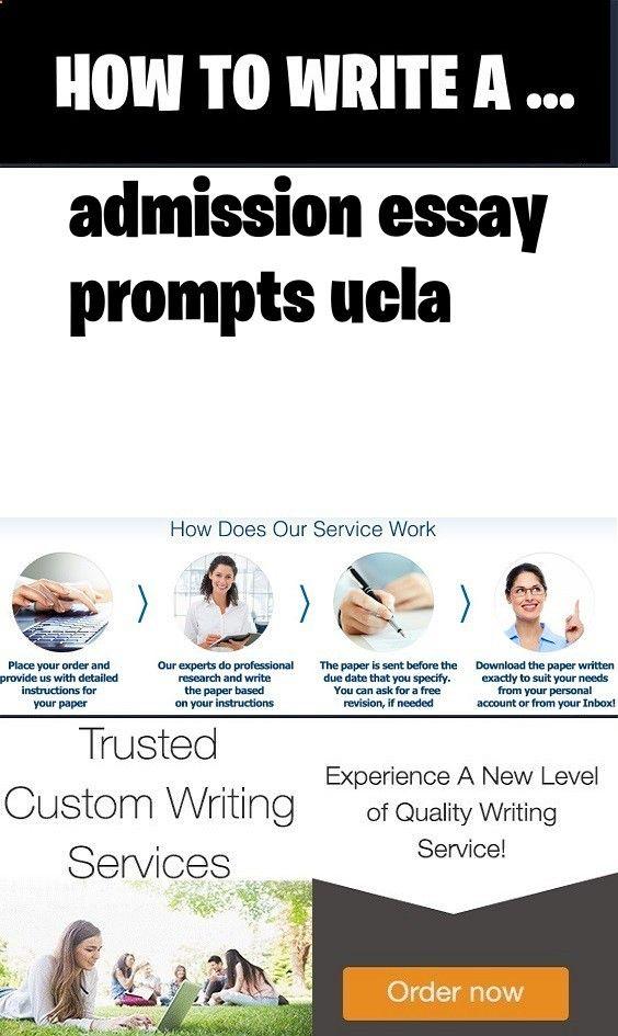 Admission essay prompts ucla Stanford prison experiment ethics