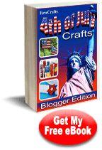 """4th of July Crafts: Blogger Edition 2010"" eBook | FaveCrafts.com"