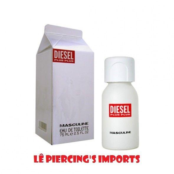 Perfume Diesel Plus Plus Masculino 75ml Eau de Toilette Diesel