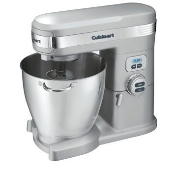 Cuisinart 6.6 L (7 qt.) Stand Mixer with Attachments: Blender and Food Processor