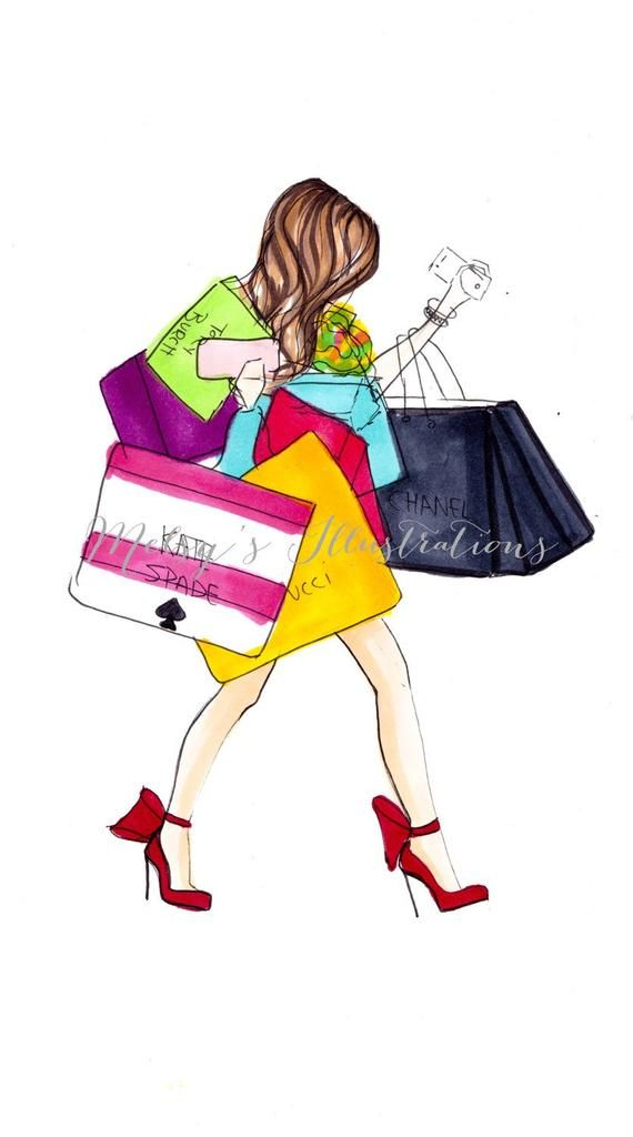 Articulos Similares A Ir De Compras Es Mi Cardio En Etsy Mujer De Compras Anuncios De Ropa Logotipo De Ropa